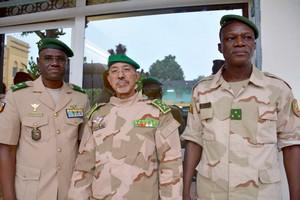 Le général Hanane Ould Sidi quitte ses fonctions cet été