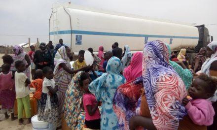 L'UPR  s'investit dans les œuvres de bienfaisance dans plusieurs quartiers de  Nouakchott