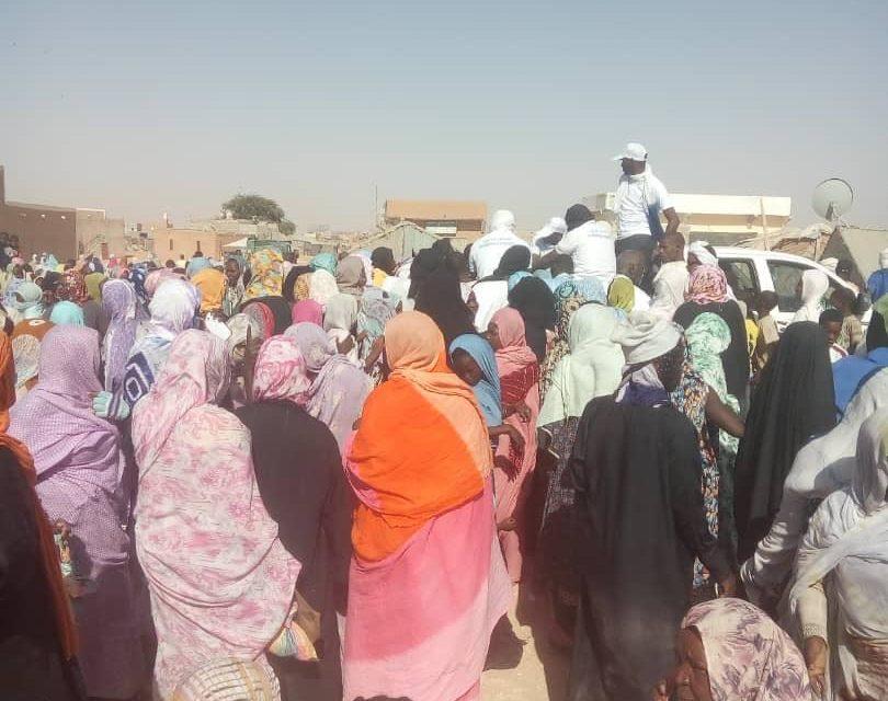 Dar Naim : L'UPR  organise des opérations de distribution de kits de rupture