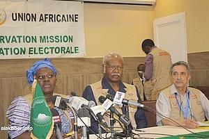 Mauritanie: Les observateurs de l'union africaine présentent le rapport préliminaire de la présidentielle du 22 juin  2019
