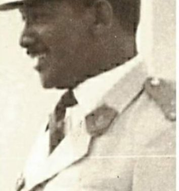 Pour l'histoire / Hommage  exceptionnel  au colonel Yall Abdoulaye  (1ere partie)