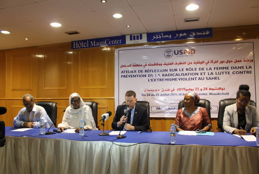Prévention de la radicalisation et lutte contre l'extrémisme violent : les femmes en première ligne du programme P4P
