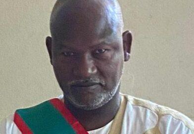 Mr Ngaidé Abderrahmane Hamath député de la moughataa de Boghé au Rénovateur Quotidien