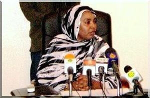 Ghazouani à la recherche de l'oiseau rare : Nebghouha M Mohamed Vall  pressentie pour le MEN !