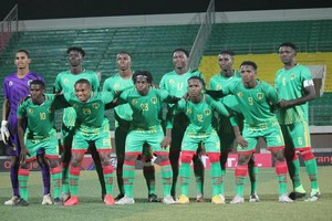 CAN U-20 : La Mauritanie se rebiffe en signant son premier succès devant le Mozambique (2-0)