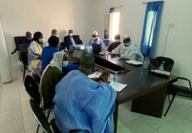 Atelier  de  concertation sur un projet de charte foncière de l'OMVS