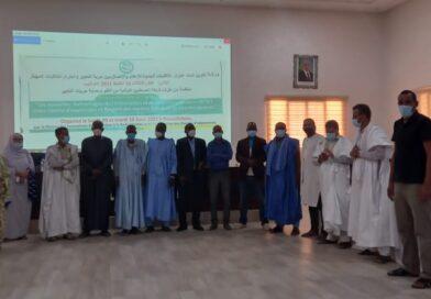 Nouadhibou: Renforcer les capacités des acteurs de la  presse  locale